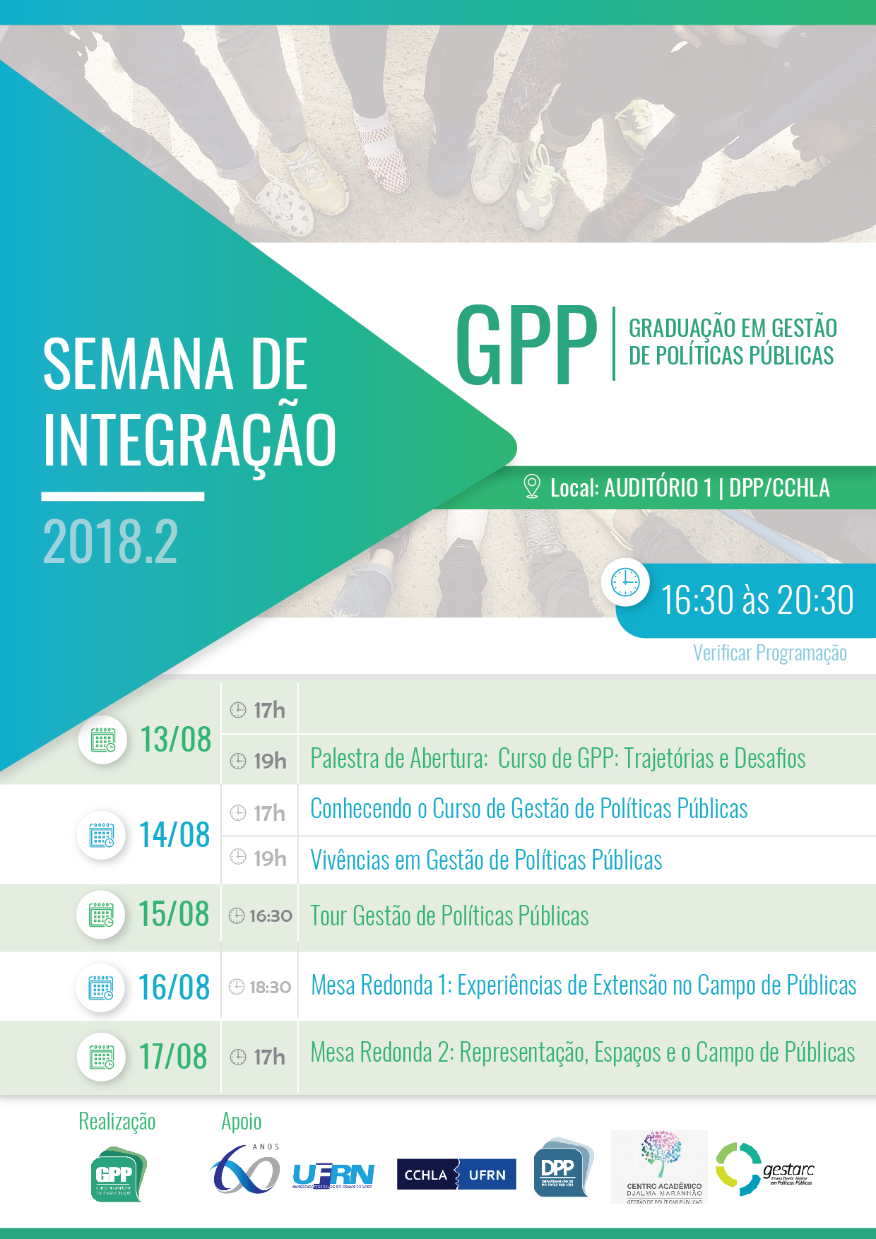 GPP – Semana De Integração
