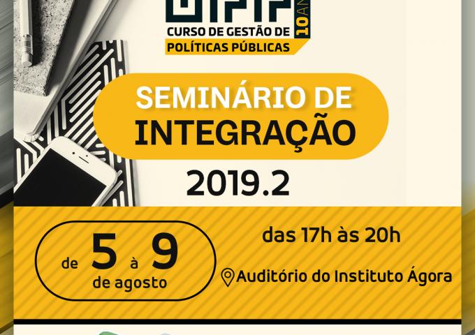 Semana de Integração 2019.2