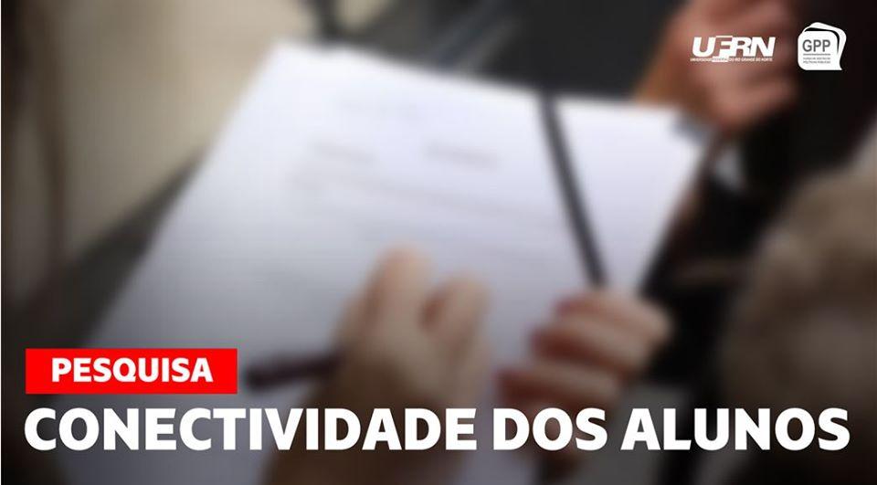 PESQUISA DA COORDENAÇÃO DO CURSO SOBRE CONECTIVIDADE