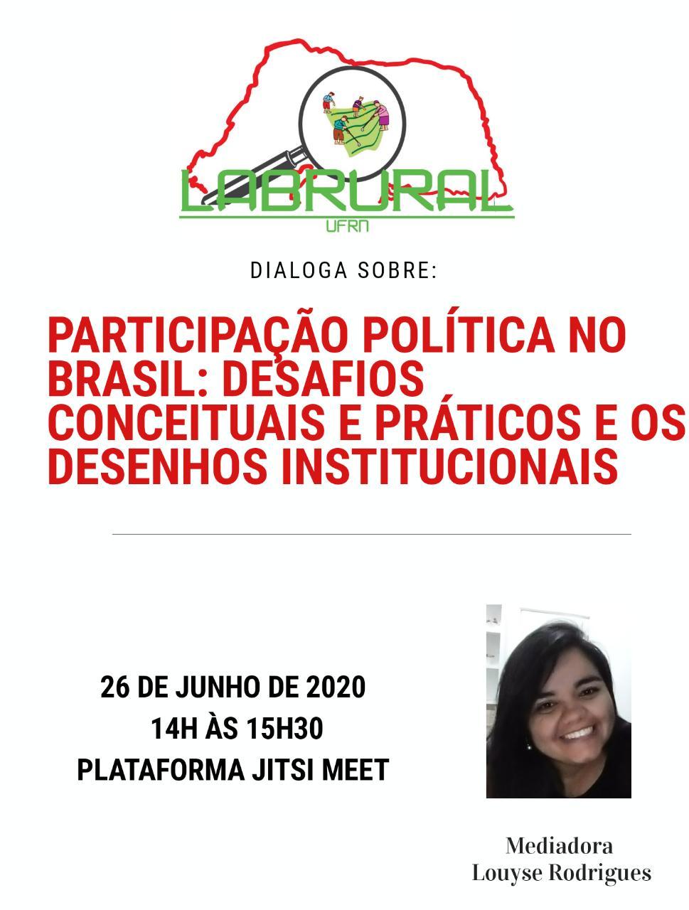 Participação Política No Brasil