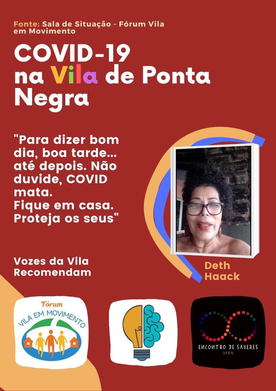 Covid-19 Na Vila De Ponta Negra