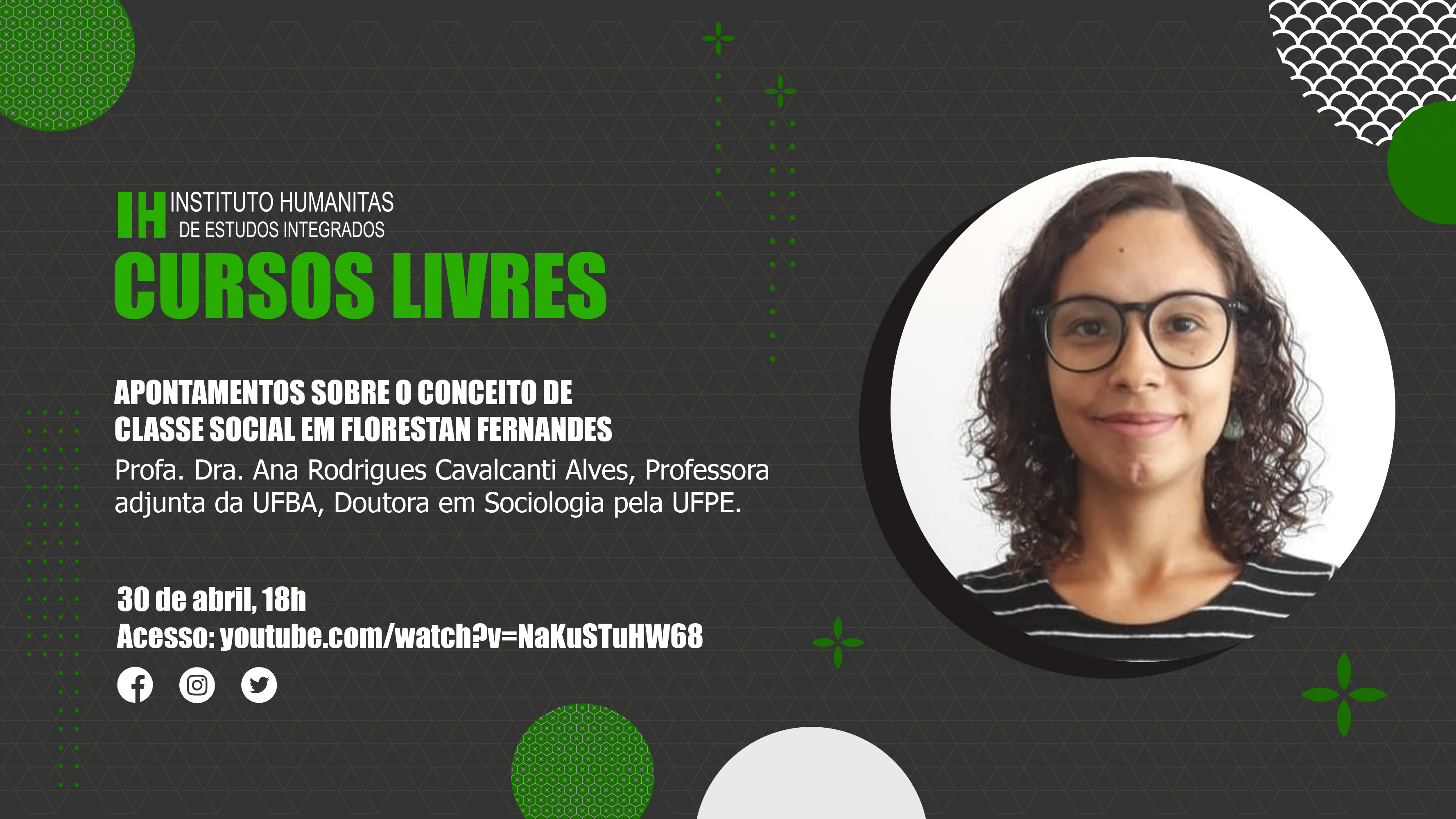 Cursos Livres - Conferência 03 (2021)