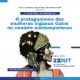 Protagonismo de mulheres ciganas é tema de evento no CCHLA