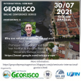 Georisco promove conferência internacional sobre desastres naturais